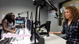 Ivani Interviews Michelle Wolf