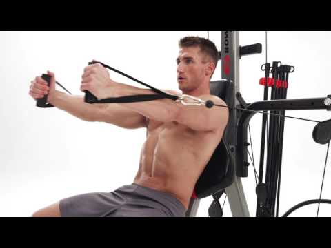 The Bowflex Xtreme 2 SE Home Gym
