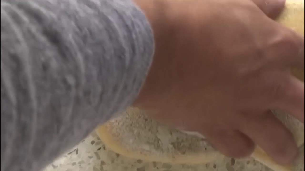 How To Polish Terrazzo Floors In Miami Fl Youtube