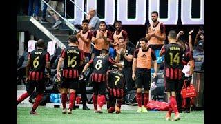 Atlanta United Highlights Vs. New England   Full Highlights and Michael Parkhurst Extras   MLS 2019