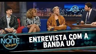 Entrevista com a Banda Uó