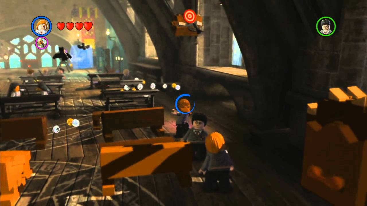 Lego Harry Potter Years 5 7 Walkthrough 2 Year 5 Dada Banned