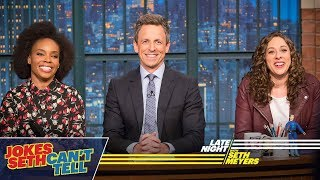 Jokes Seth Can't Tell: Starbucks' Gay Agenda, the Lowest Point in U.S. History thumbnail
