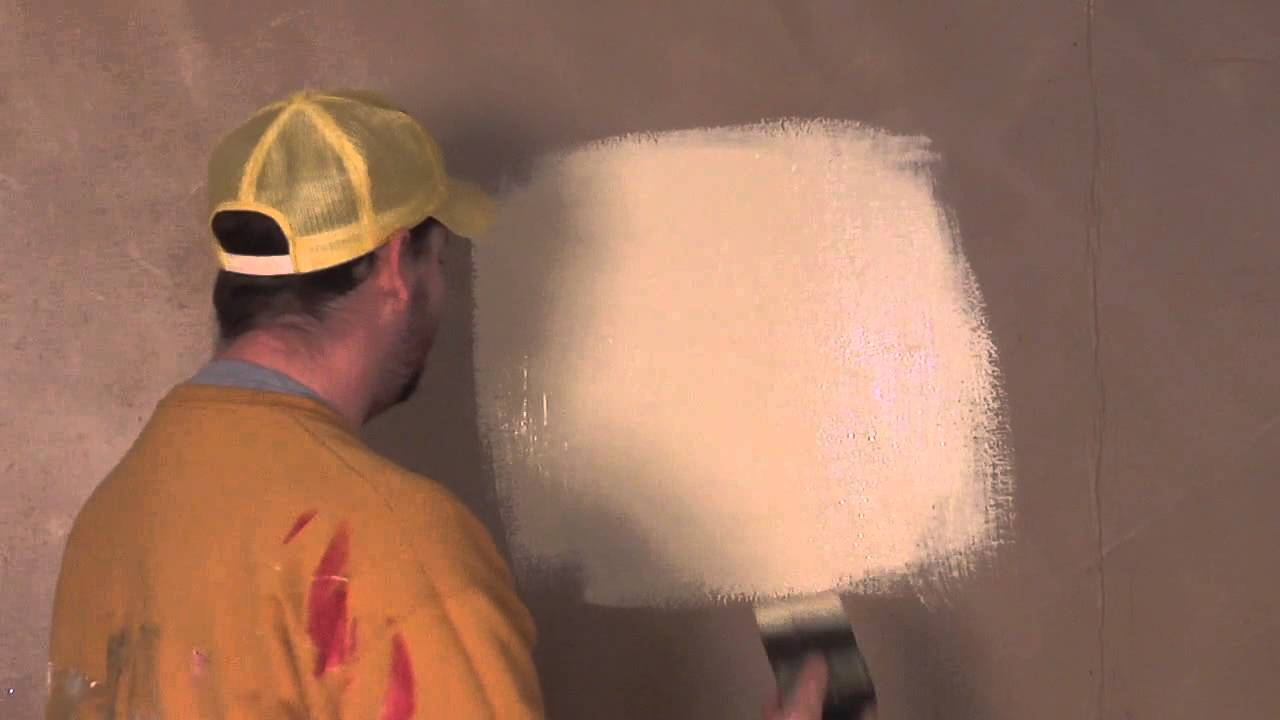 Decorative painting techniques for interior walls youtube amipublicfo Image collections