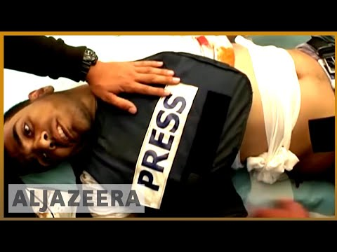 🇵🇸 Palestinian journalist dies after being shot by Israeli forces | Al Jazeera English