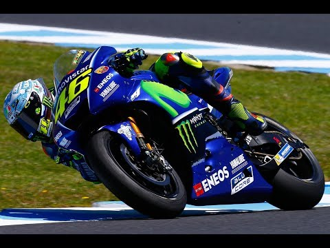 Valentino Rossi 2017 Be Together