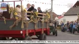 Dożynki Gminne 2013 w Krzyżowej Dolinie -  Kurier Opolski 1.09.2013
