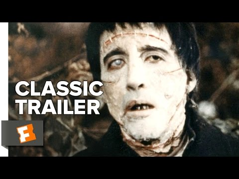 Trailer de The Curse of Frankenstein (Hammer films, 1957)