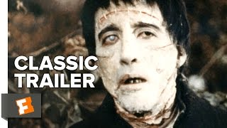 The Curse of Frankenstein (1957) Official Trailer - Peter Cushing, Christopher Lee Horror Movie HD