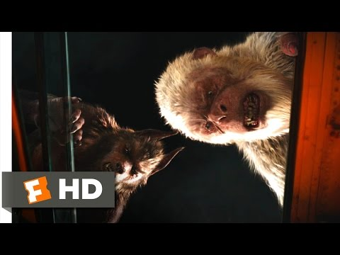 Goosebumps (8/10) Movie CLIP - Theres No Escaping From Us (2015) HD