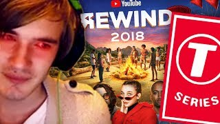 YouTube Rewind 2018 was a Disaster
