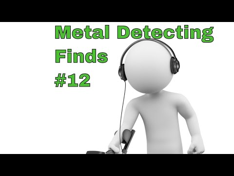 Metal Detecting Finds Video #12 With My Garrett AT Pro