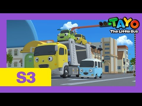 Tayo I Know It All l Tayo S3 EP4 l Tayo the Little Bus