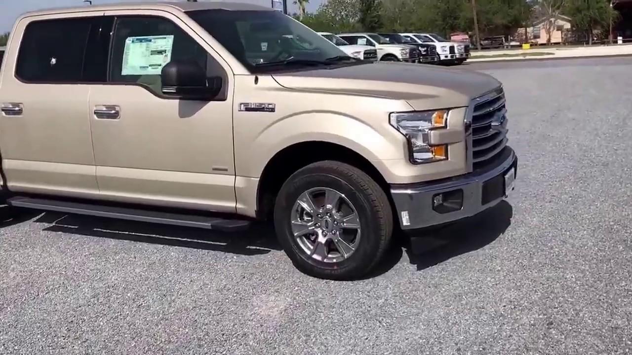 2017 Ford F 150 Xlt Texas Edition