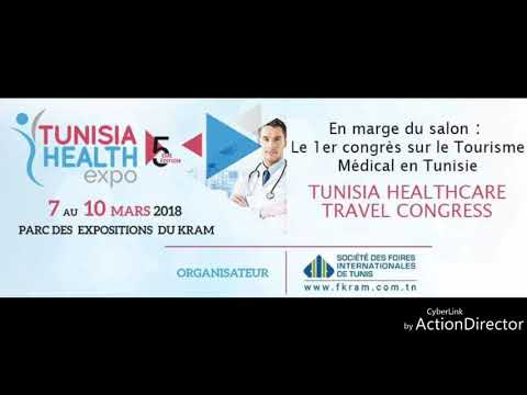 Tunisia Health Expo Clinique internationale les Narcisses Ennasr Tunisia