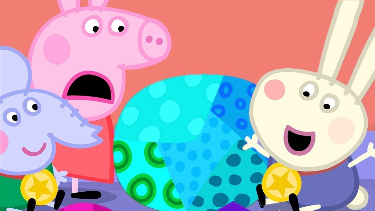 Peppa Pig Official Channel Peppa Pig Celebrates Edmond S Birthday