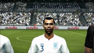 Pro Evolution Soccer 2012 - England National anthem