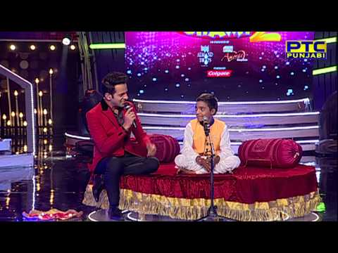Lakhwinder Wadali   Voice Of Punjab Chhota Champ 2   Sufi Special   7th September   PTC Punjabi