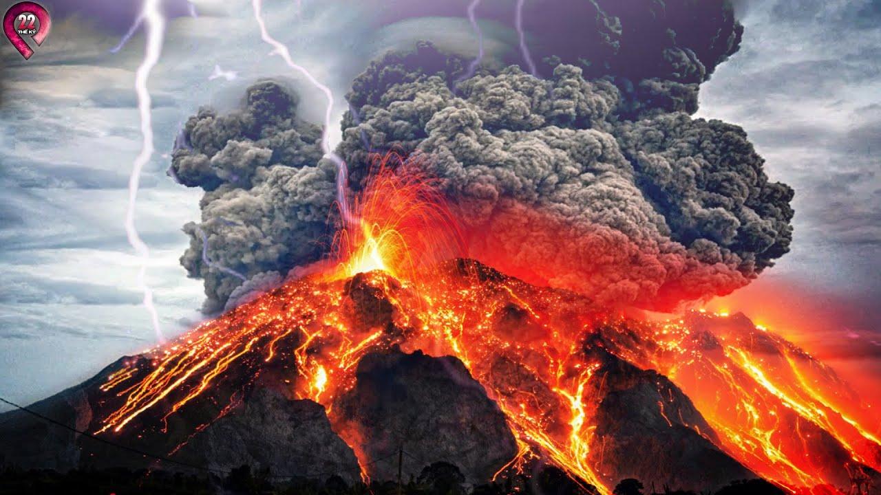 Loài Người Sẽ Tiếp Bước Khủng Long Nếu 10 Núi Lửa Này Hoạt Động Trở Lại | Top Thảm Họa Diệt Vong