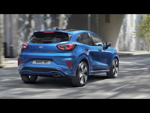 2020 Ford Puma - Compact Crossover With Tons Of Tech !!