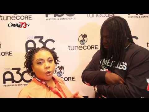 YOUNG CHOP KEEPING IT WAY TOO REAL!!!(PART 1 INTERVIEW)@A3C2015