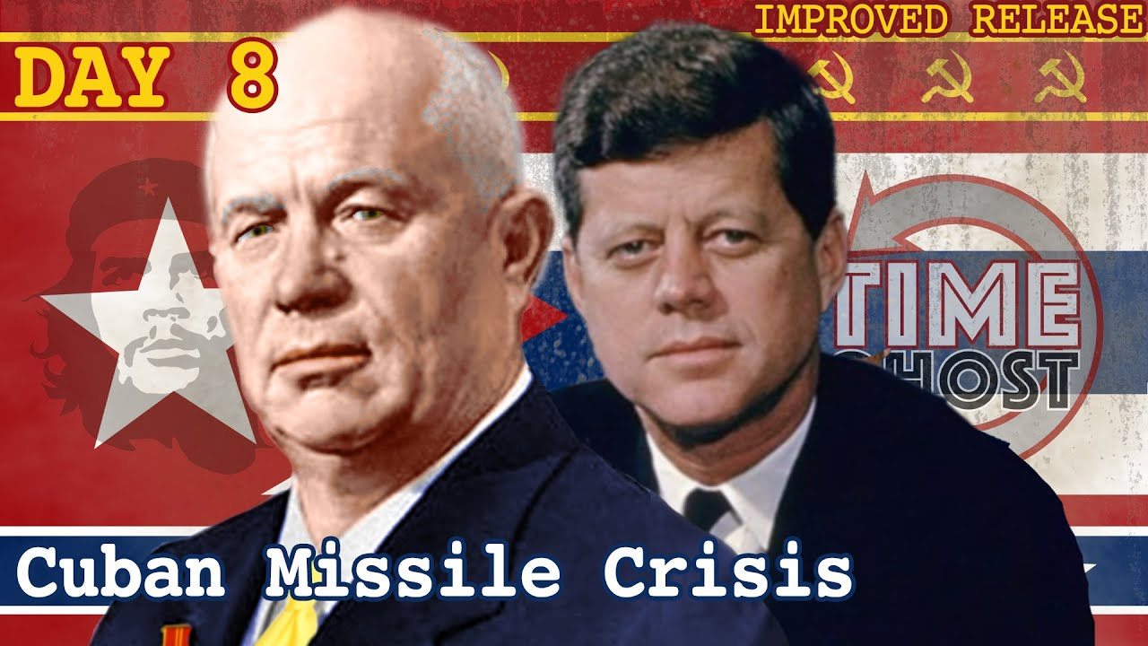 The Start of World War III? | The Cuban Missile Crisis | Day 08