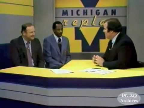 1982 Michigan Replay Anthony Carter Guest Appearance