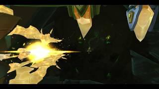 WoW Fist - Mistweaver Heal Monk Antorus, the Burning Throne Argus Raid Imonar the Soulhunter POV