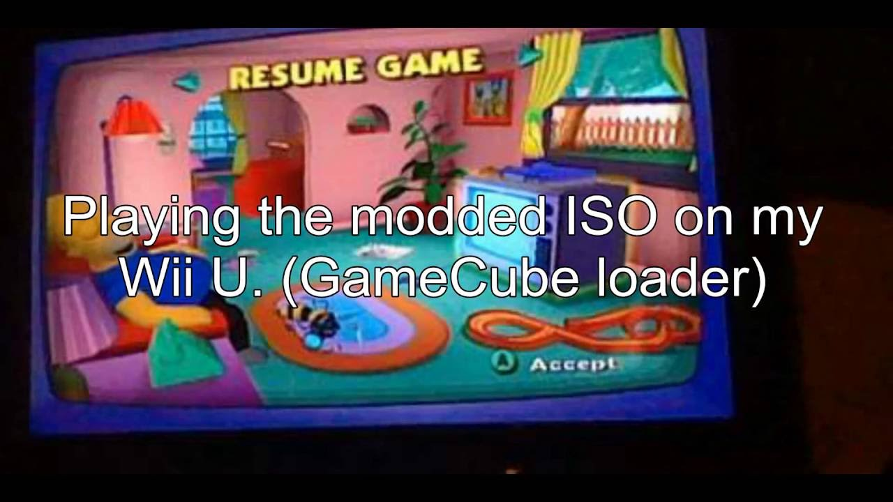 The Simpsons Hit & Run - How To Mod GameCube ISO
