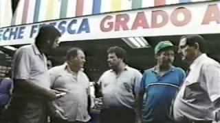 LECHE FRESCA PUERTO RICO 1991 VAQUERÍA PORTATIL EN PLAZA