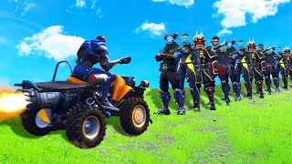 How MANY PEOPLE Can ONE Vehicle KILL In FORTNITE?! thumbnail
