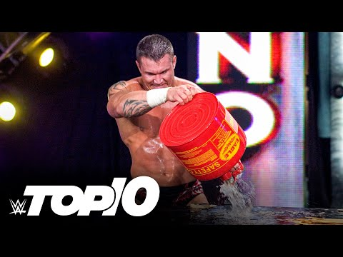 Scariest match types: WWE Top 10, July 19, 2020