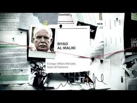 Is it time to draw the line on the Israeli-Palestinian conflict? Ft. Riyad al-Maliki, Palestinian FM