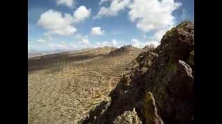 Vaping up high, on Sail Rock, HD Eastern California by Robert Scott
