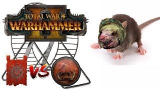 Skaven vs Greenskins | RATS & LADS - Total War Warhammer 2