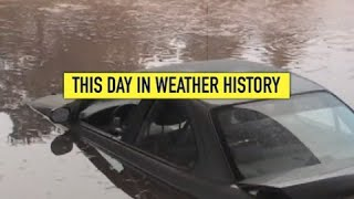 Ontario city sees two months of rain in just ONE day during 2014 storm - This Day In Weather History