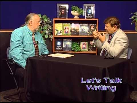 DVD Video Recording  Let's Talk Writing Episode 93 Charles Milou