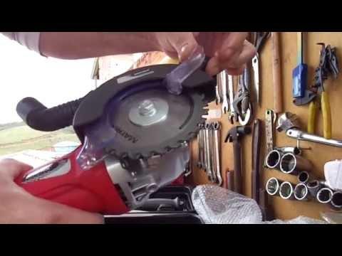 Unboxing Serra de Lâmina Dupla Contra Rotativa - TS800115 - 800W