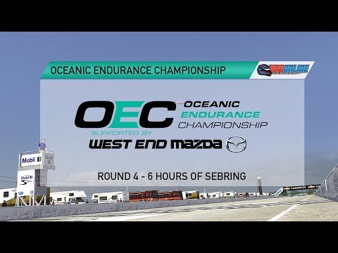 Oceanic Endurance Championship - Round 4