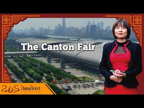 Canton Fair 2017 (Tours with Trade Assistant)