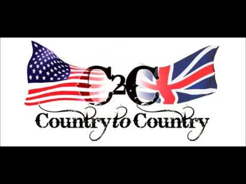 Eric Church Live in London - C2C 2016 Full Set