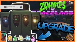 ZOMBIES IN SPACELAND: ULTIMATE ELEMENTAL UPGRADE / XQUISITE CORE GUIDE (INFINITE WARFARE ZOMBIES)
