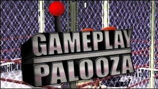 Gameplay Palooza - PlayStation - WCW/nWo Thunder Gameplay