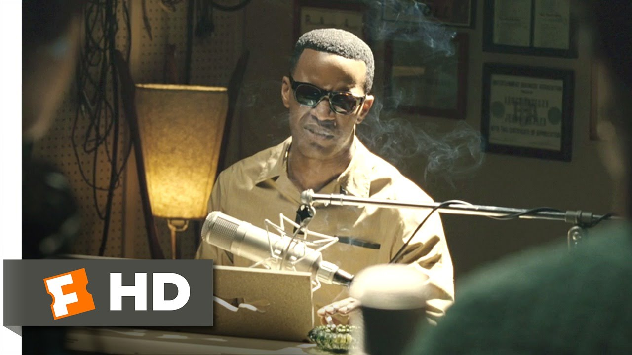 Ray movie jamie foxx singing unsexy