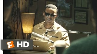 Ray (7/12) Movie CLIP - Drunk at a Recording Session (2004) HD