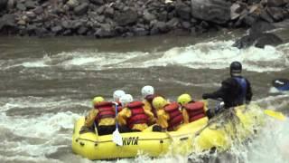 Rafting - Rio Urubamba-  Peru - Cuzco