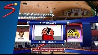 BNL SA - Duzi Royals vs Egoli Magic