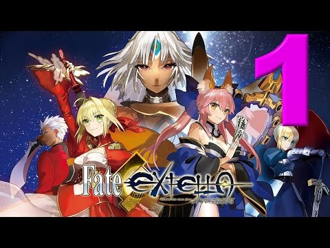 Fate Extella:The Umbral Star Gameplay Italiano Walkthrough Episodio 1 [PS4]