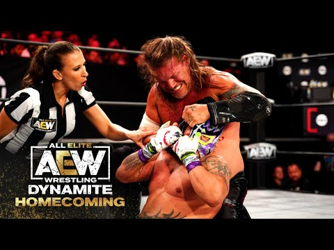 Jericho Survives Labour #3 & Chapter 4 Is Revealed, What's Next?   AEW Dynamite: Homecoming, 8/4/21