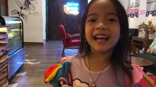 Zara Cute Dinner Keluarga | Restonya asyik banget ada Kids Corner nya | Abuella HQ
